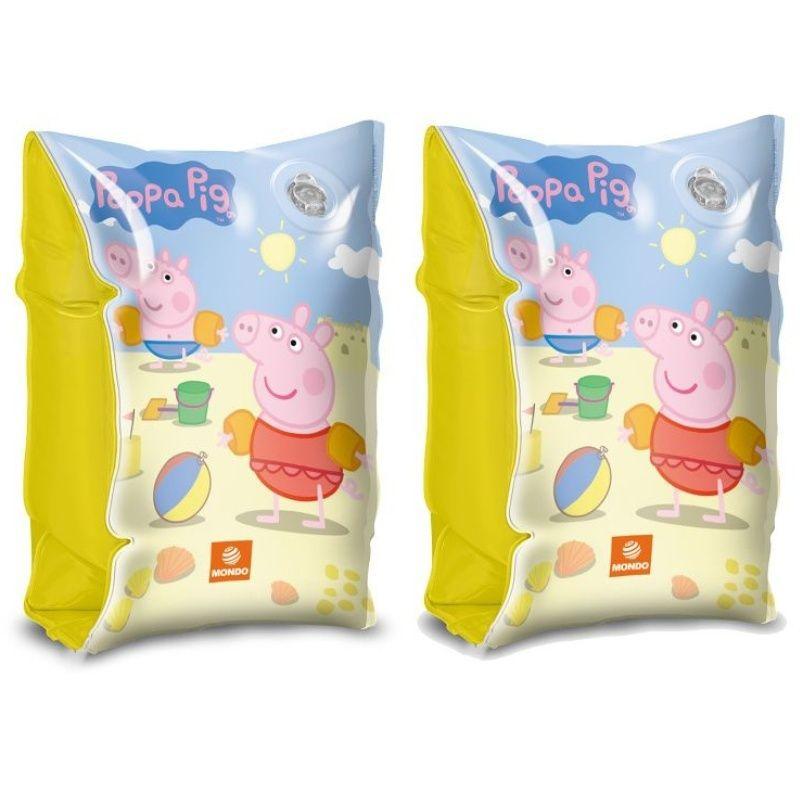 Nafukovací rukávky Peppa Pig 25x15cm