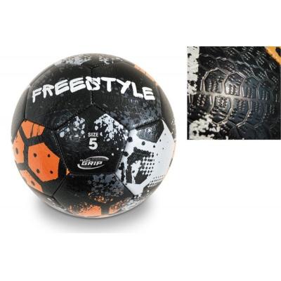 Míč na fotbal Freestyle Tyre velikost 5, šitý - MONDO