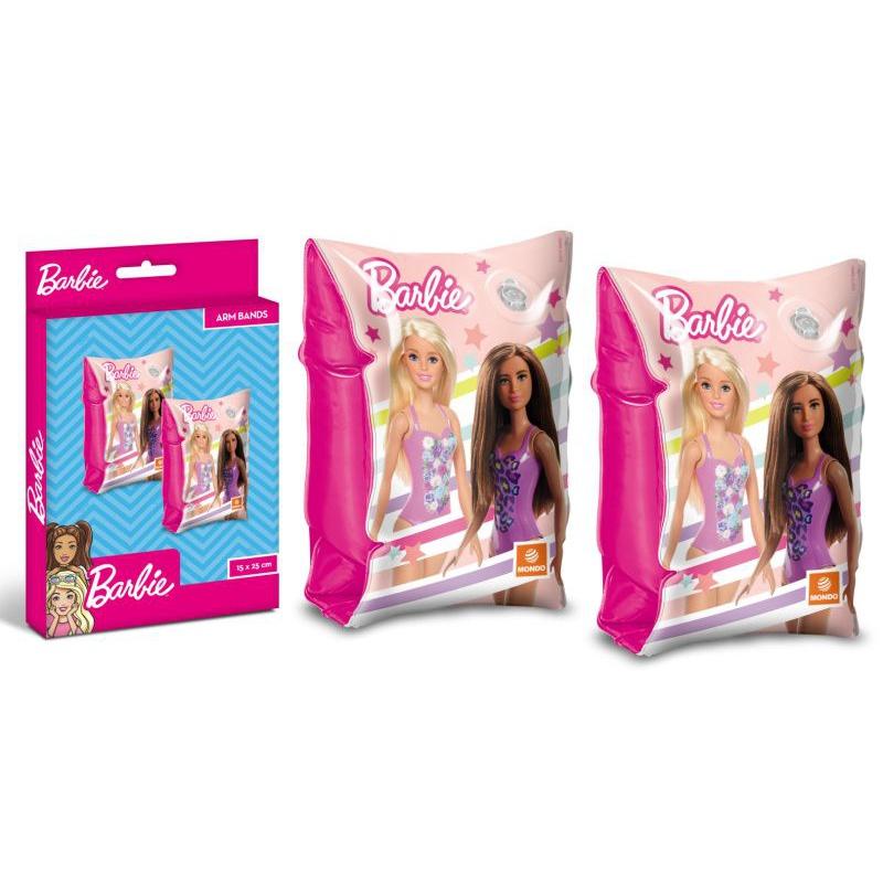 Nafukovací rukávky Barbie 25x15cm