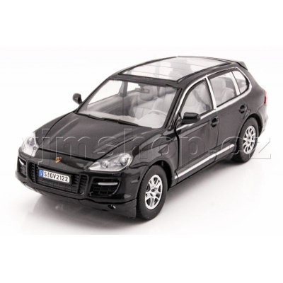 Model Porsche Cayenne - Turbo 1:24