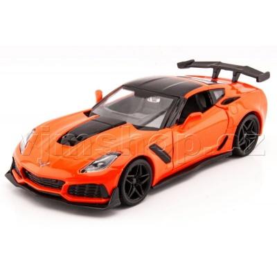 Model 2019 Corvette ZR1 1:24