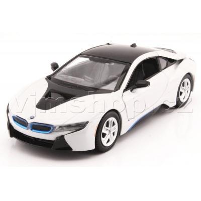 Model 2018 BMW i8 Coupe 1:24