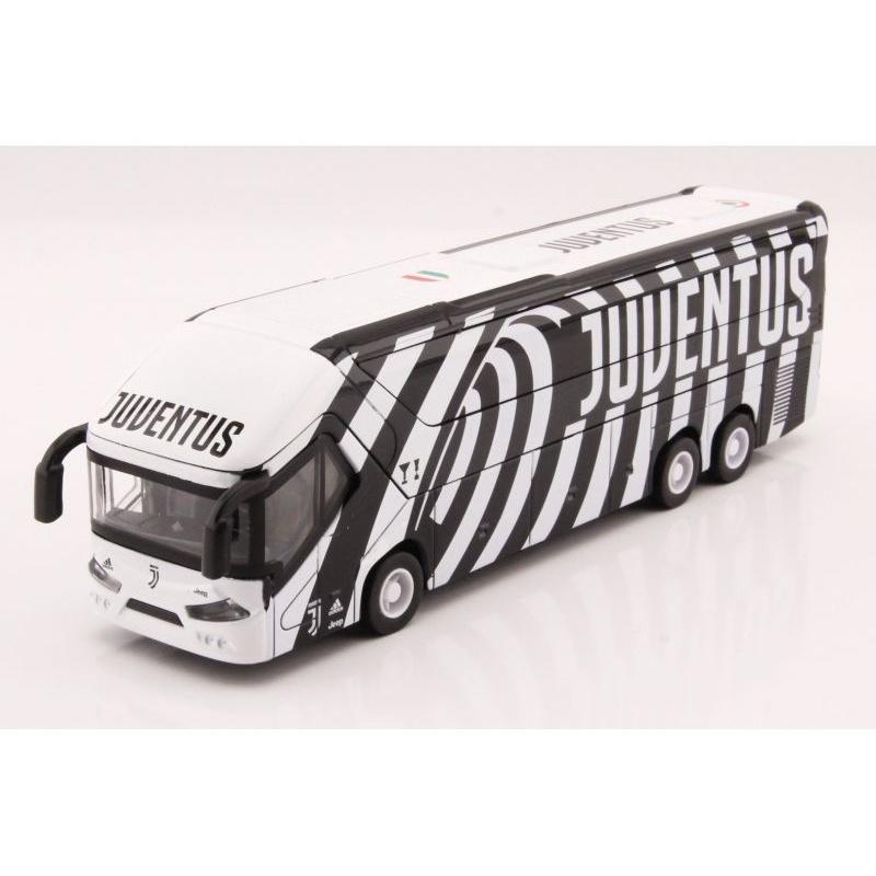 Model Autobus Juventus - Pull Back 1:43