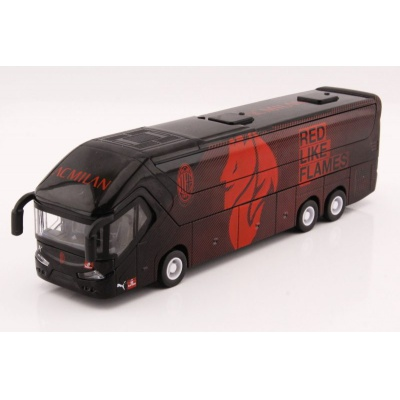Model Autobus AC Milan - Pull Back 1:43