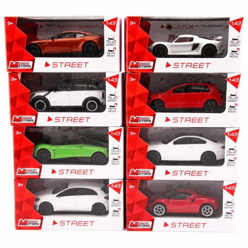 Model-Street Collection - 1:43