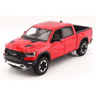 Model 2019 Ram 1500 Crew Cab Rebel MotorMax 1:24