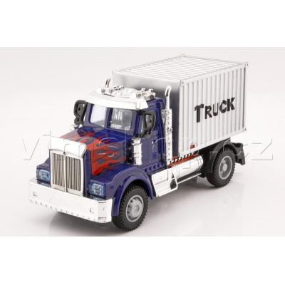 Model Kamion světlo a zvuk