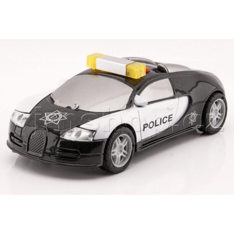 Policejní Bugatti Veyron světlo zvuk