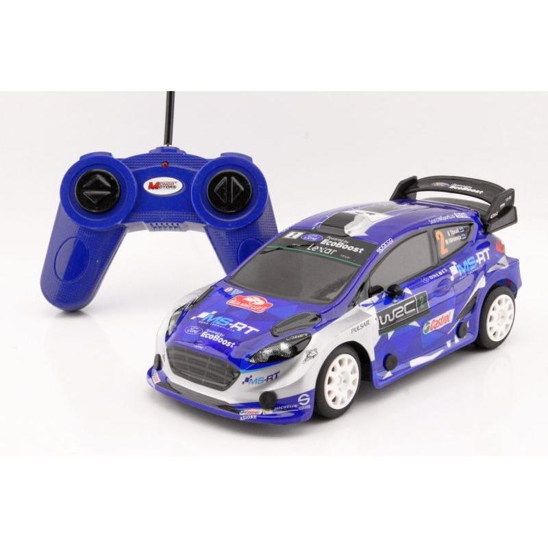 RC model Ford Fiesta WRC - 1:24
