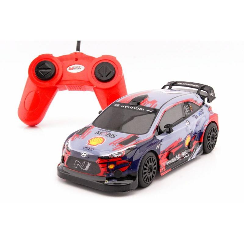 RC model Hyundai i20 WRC - 1:24