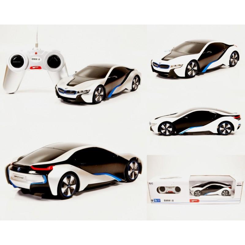 RC model BMW i8 - 1:24 různé druhy