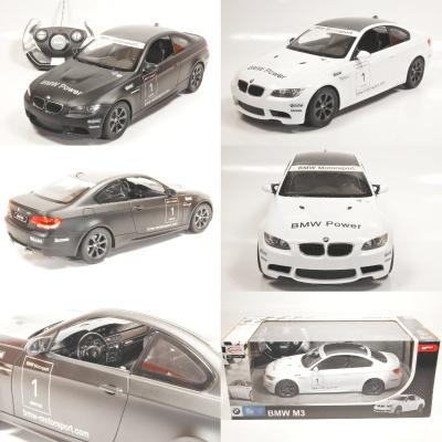 RC - BMW M3 - 1:14 - 2.4.GHz - různé barvy