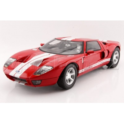 Kovový model Ford GT 1:12