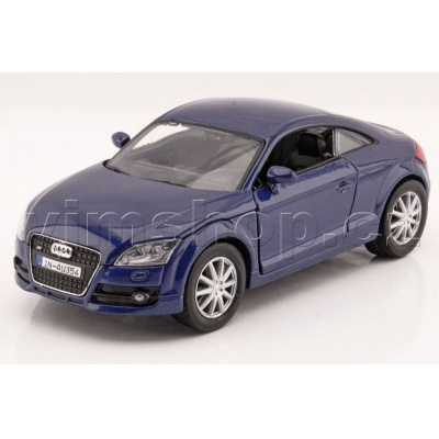 Model Audi TT Coupe 1:24