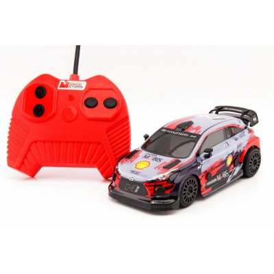 RC model Hyundai i20 WRC - 1:28