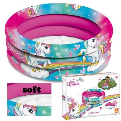 Bazén Unicorn 60cm nafukovací - Baby