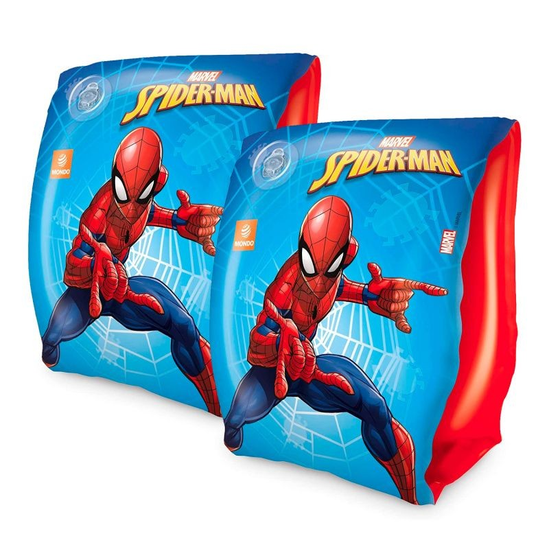 Nafukovací rukávky Spiderman 25x15cm