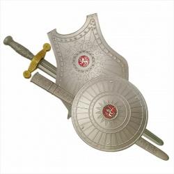 Římské brnění 3ks
