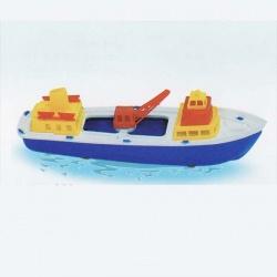 Plastová loď 390
