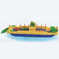 Plastová loď 434 Velký trajekt