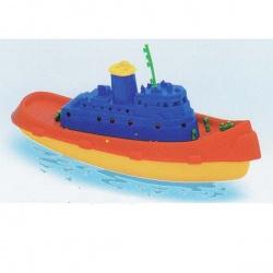 Plastová loď - parník 417