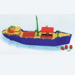 Plastová loď 465