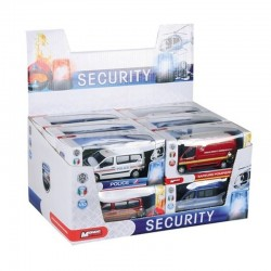 Mondo Motors Peugeot Security France - 1:43 ass