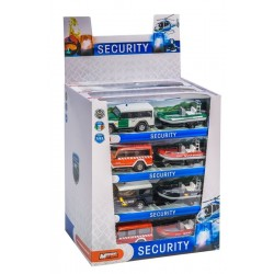 Mondo Motors Iveco Massif Security Spain - 1:43 ass