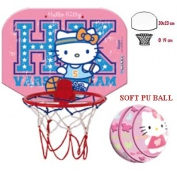 Dětský mini basket set Hello Kitty