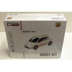 Fiat 500 Abarth - 1:24