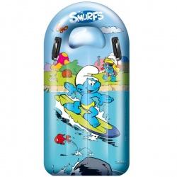 Nafukovací Surf The Smurfs Šmoulové 110x55