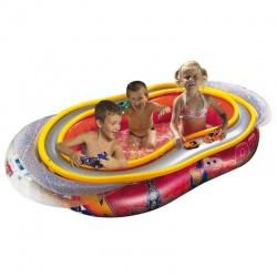 Nafukovací Bazén Cars Race Pool 175x90x30 cm