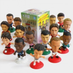 Figurka fotbalisty MicroStars - krabička
