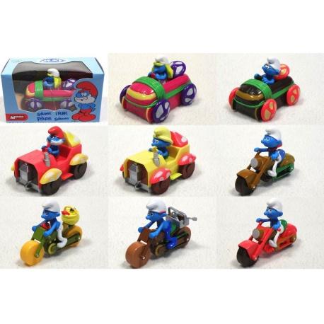 The Smurfs - auto moto ass. box
