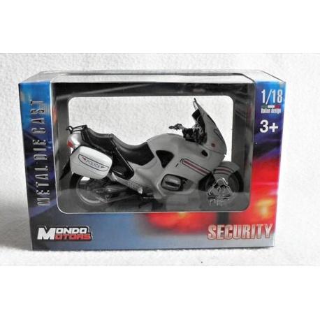 Motorky Security France - 1:18 ass