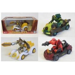 Gormiti Cars - 1:24 ass