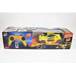 RC-Hot Wheels Fast 4WD - 1:24